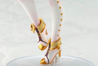 "Abierto per-order de Uzuki Shimamura: Party Time Gold ver. de ""iDOLM @ STER Cinderella Girls"" - Kotobukiya"