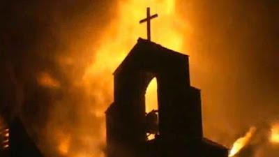 استهداف عدد من الكنائس, حريق كنيسة, المحكمة العسكرية, إعدام 17 متهما,
