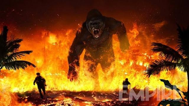 El director habla del guión de Kong: Skull Island