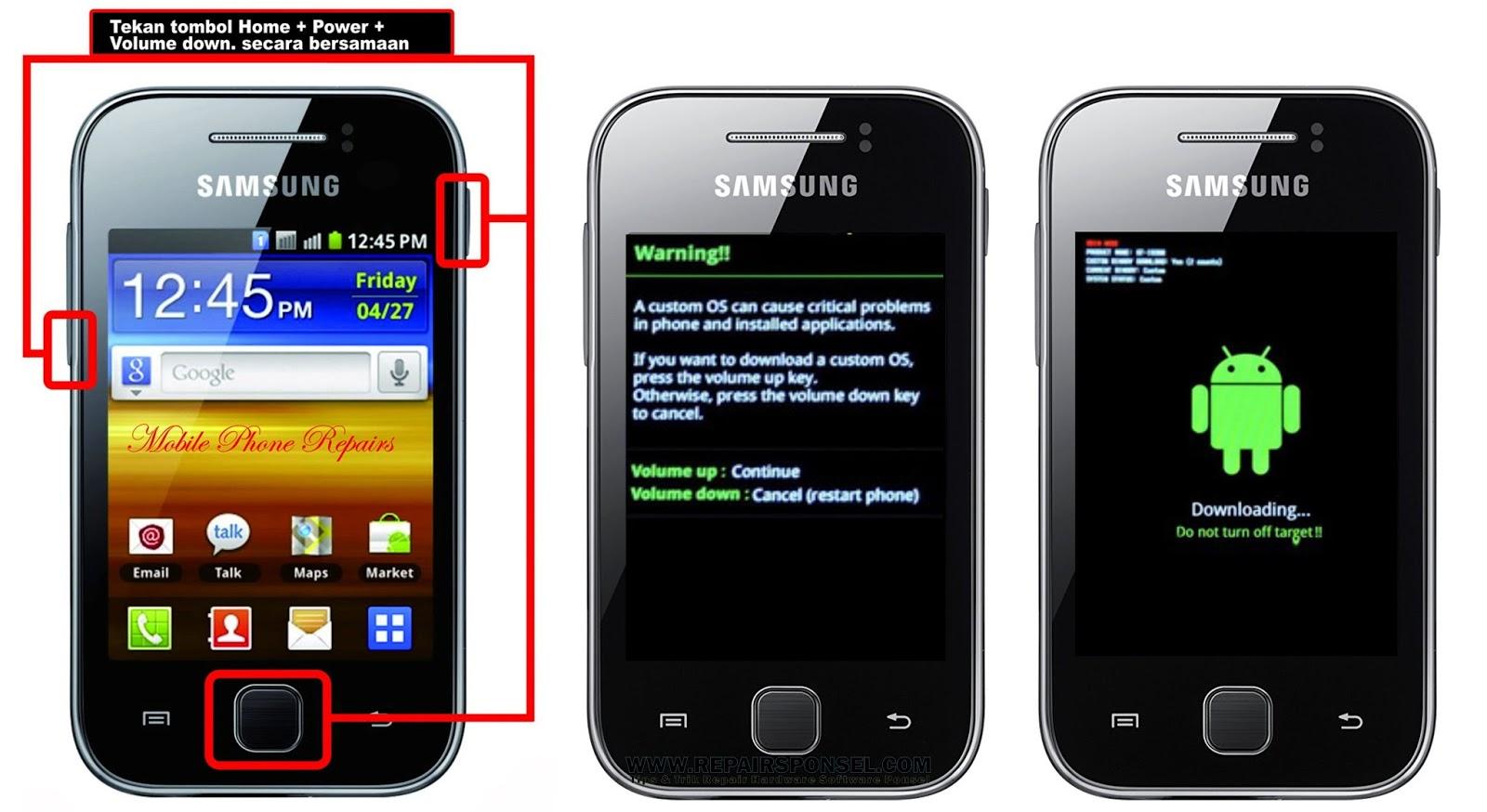 Download odin samsung galaxy y gt-s5360 | ROM Samsung Galaxy Y S5360