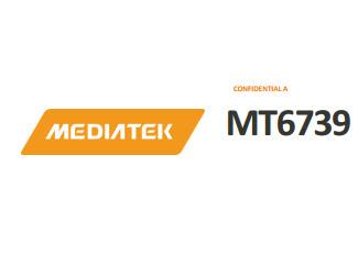 Smartphones with MediaTek MT6739 Processor