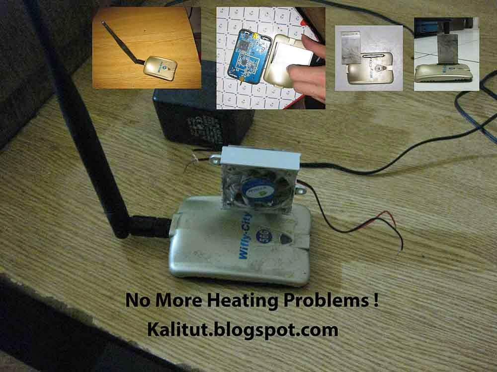 usb wifi heating