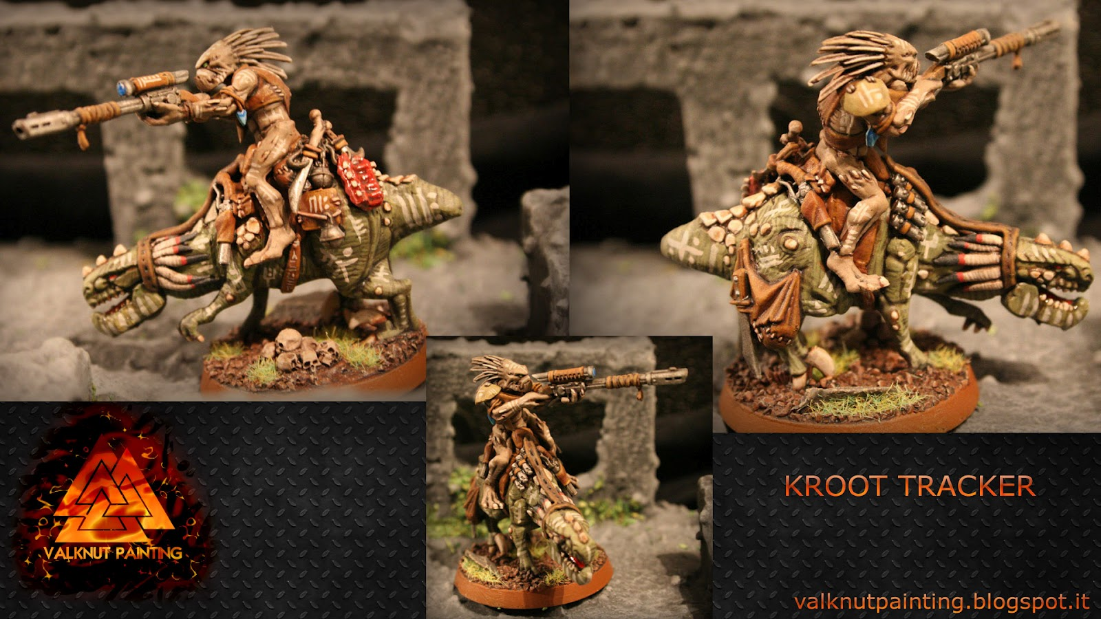 army list dei mercenari kroot