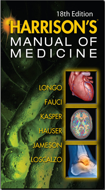 Harrisons Manual of Medicine, 18th Edition (2013) [PDF]