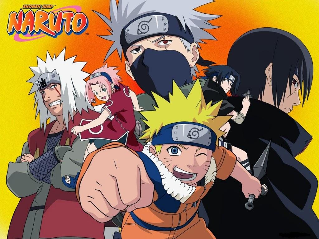 Gambar Kartun Naruto Kecil Lucu