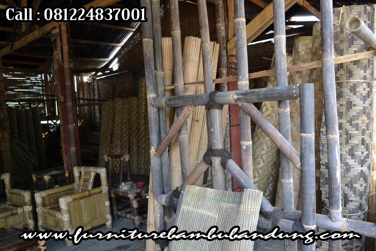 Perabotan Dari Bambu Jual Harga Desain Furniture