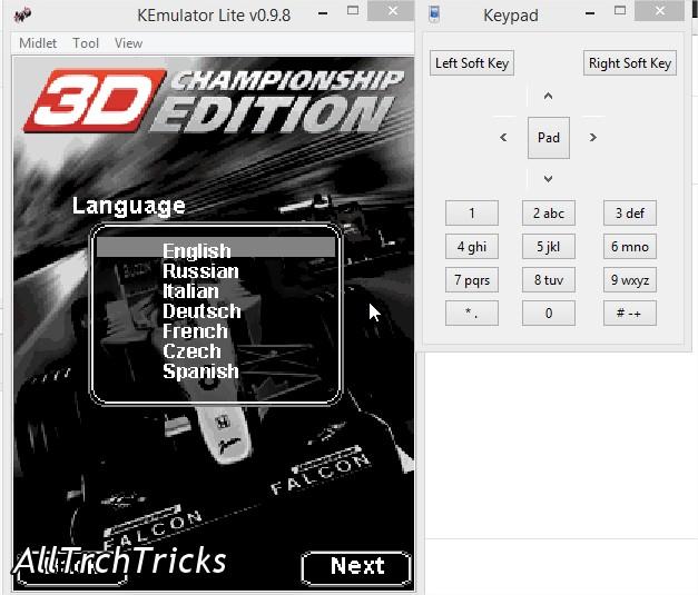 Java Midlet Emulator For Android - savingslost