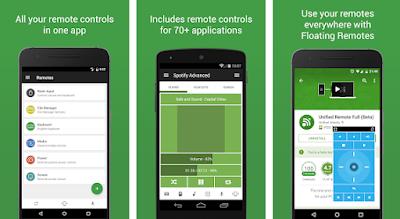 Aplikasi Remote Tv untuk Android Terbaik