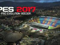 Start Screen PES 2017 untuk PES 2016