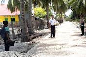Camat Bontosikuyu Pimpin Tim Monitoring Pelaksanaan Dana Desa