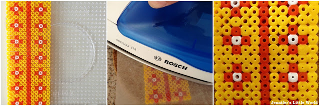 How to iron Hama beads
