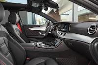Mercedes-AMG E 43 4Matic (2017) Interior