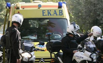 ΑΧΑΪΑ: Νεκρή 40χρονη σε τροχαίο στον Αλισσό Αχαΐας