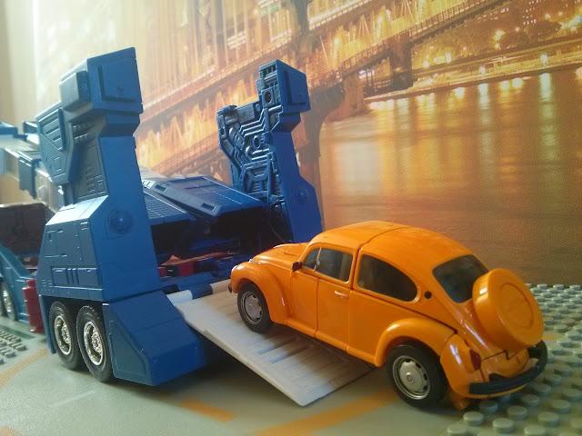 masterpiece ultra magnus rear truck