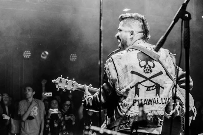 Inocentes, Cólera e Vespas celebram o rock sem barreiras com show em São Paulo