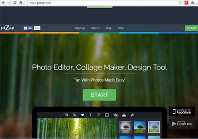 situs edit foto online gratis