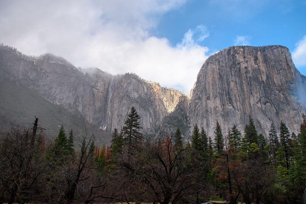 el capitan wallpaper image  yosemite national park in the winter