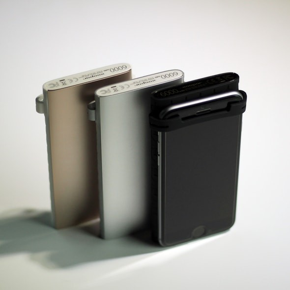 batterie externe pour smartphone icebang 2 xoopar