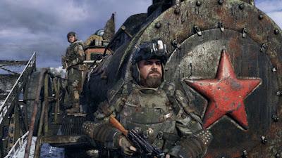 Metro Exodus: PS4 Review