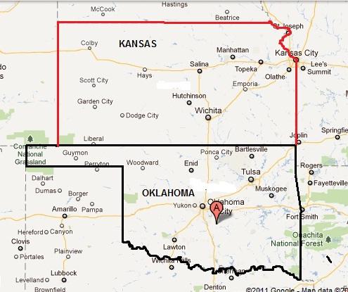 Rob Cook: From Oklahoma to Kansas