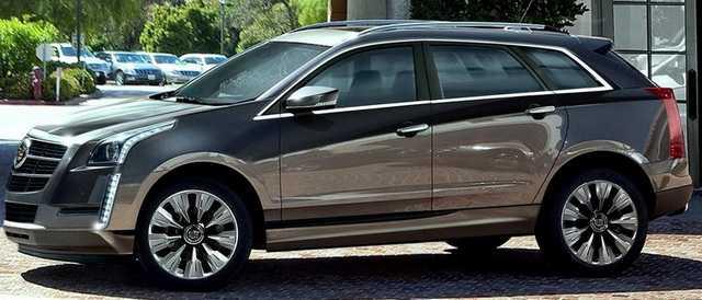2016 Cadillac Srx Redesign Exterior And Interior
