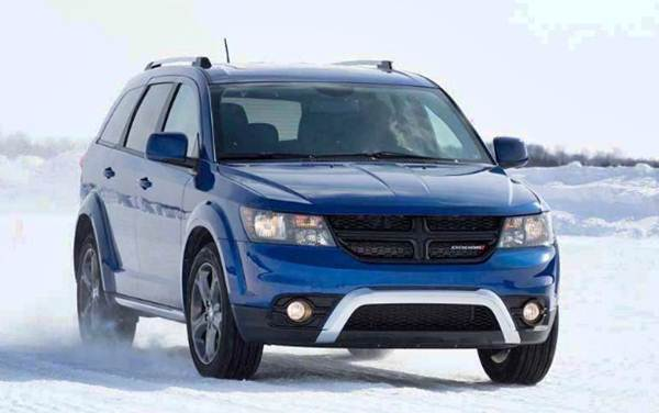 2018 Dodge Journey Redesign Rumors