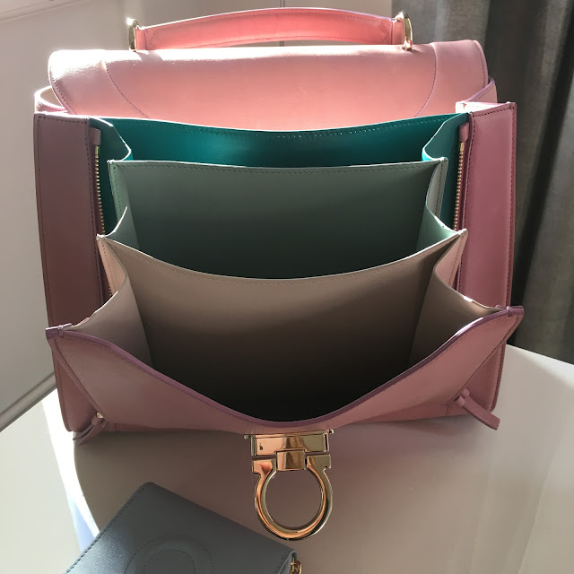 Salvatore Ferragamo, New Collection, SS18, bag, shoes, style, street style