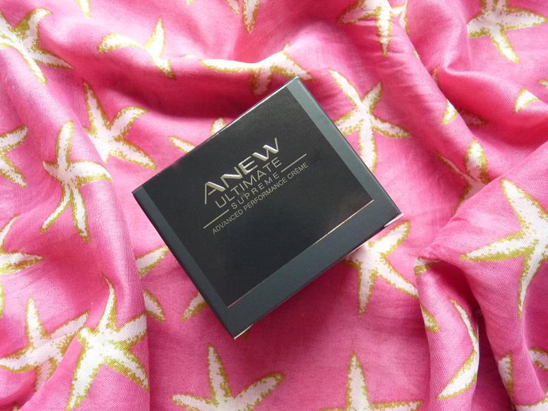 Avon Anew Luksusowy krem odmładzający Ultimate Supreme 45+ dla cery dojrzałej