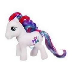 My Little Pony Bowtie Pony Packs 4-pack G3 Pony