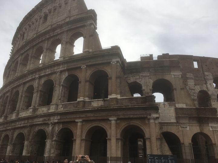 Rooma marraskuussa – päivä 3 – Colosseum, Euroma2 -ostoskeskus, Eataly herkkutaivas