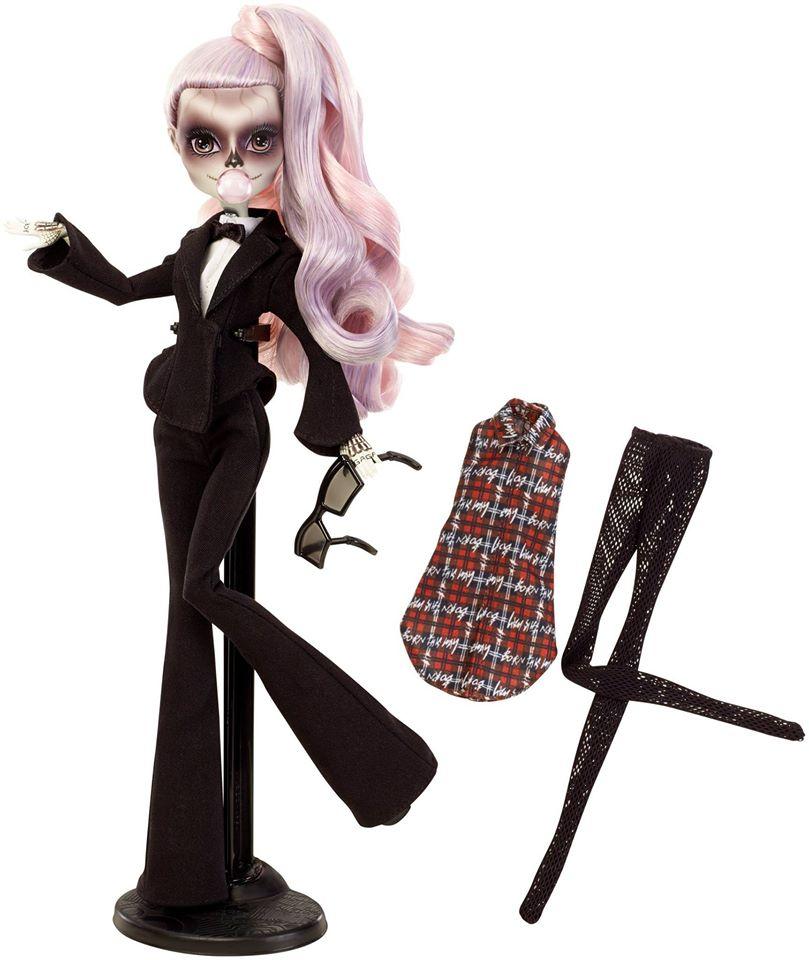 Monster High-Pretty : Fotos promocionales de Zomby Gaga