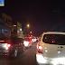 Avenida Mário Negócio congestionada sentido único