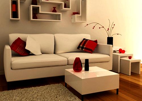 Model Sofa Untuk Ruang Tamu Minimalis Dengan Ukuran Sempit Atau Kecil  rumahku