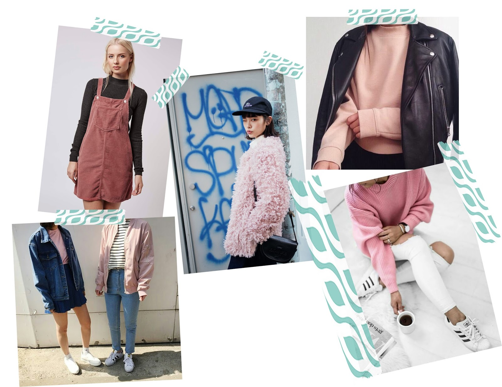 Trend crush spring summer 16 easy and wearable trends dusky pink trend