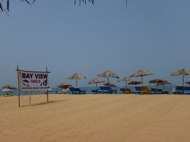 Candolin Beach, Goa