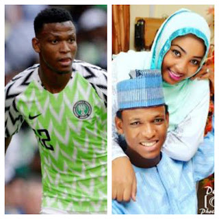 Domestic Violence: Super Eagles player batters wife