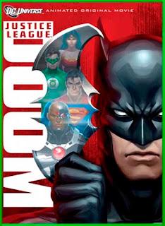 Liga De La Justicia: Perdicion 2012 | DVDRip Latino HD GDrive 1 Link