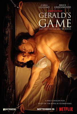 Gerald's Game 2017 DVD R1 NTSC Latino