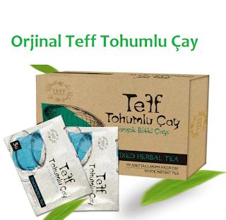 Orjinal Teff Tohumlu Çay