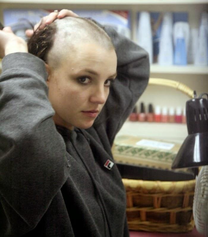 Media Updates: Britney spear Bald бритни спирс сейчас