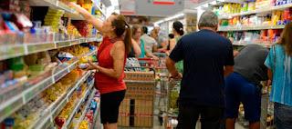 Mercado projeta inflação maior e vê alta do PIB abaixo de 2% em 2018