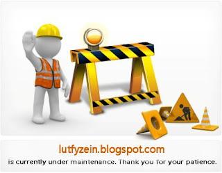 Cara Membuat Website Under Maintenance Pada Blog Cara Membuat Halaman Website Under Construction Pada Blog