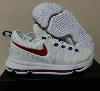 Nike KD 9 Sepatu Basket Premium, Sepatu Basket Murah, Sepatu Basket Import