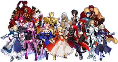 Fate/Extella Link, la secuela de Fate/Extella