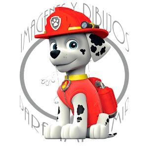 marshall el cahorro bombero