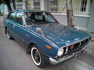 Dijual Corolla Classic Sedan Jepang Paling Laris