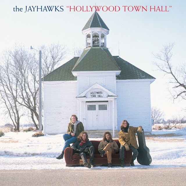 THE JAYHAWKS - Hollywood town hall - 25 años -1