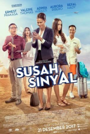 Film SUSAH SINYAL Bioskop CGV Blitz