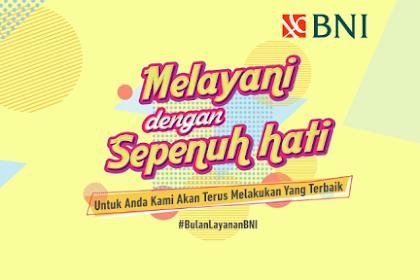 Intermezzo Salah Satu Bank Nasional Indonesia (BNI)