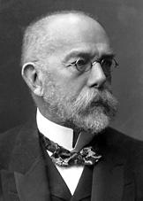 روبرت كوخ - Robert Koch مؤسس علم الجراثيم